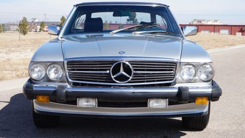 1987 Mercedes-Benz 560SL  | Lubbock, Texas | Classic Motor Cars in Lubbock, Texas