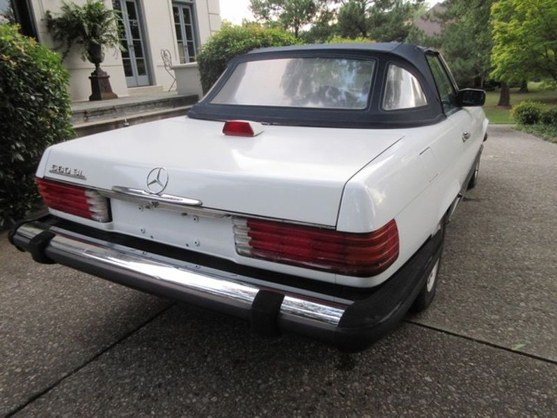 1987 mercedes benz 560 series 560sl memphis tn auto for Memphis mercedes benz