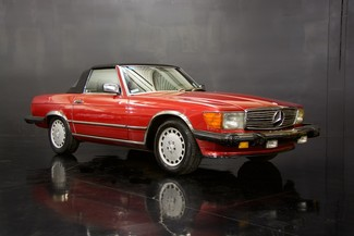 1987 Mercedes-Benz 560 Series 560SL | Milpitas, California | NBS Auto Showroom-[ 2 ]