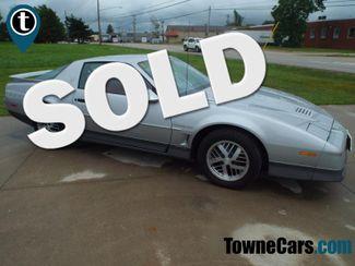 1987 Pontiac Firebird TRANS AM   Medina, OH   Towne Auto Sales in ohio OH