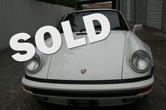 1987 Porsche 911 Carrera Very Rare Wide Body Houston, Texas