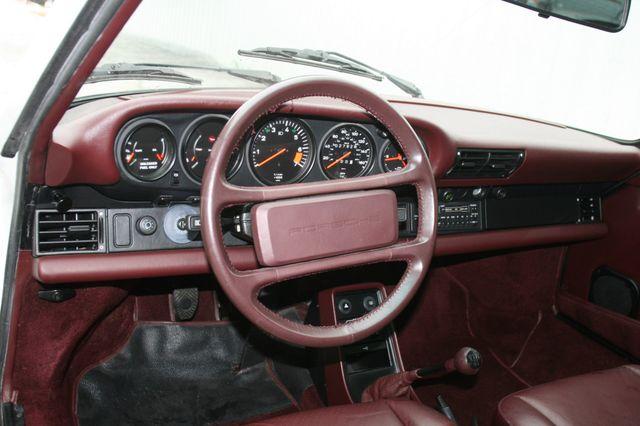 1987 Porsche 911 Carrera Very Rare Wide Body Houston, Texas 17
