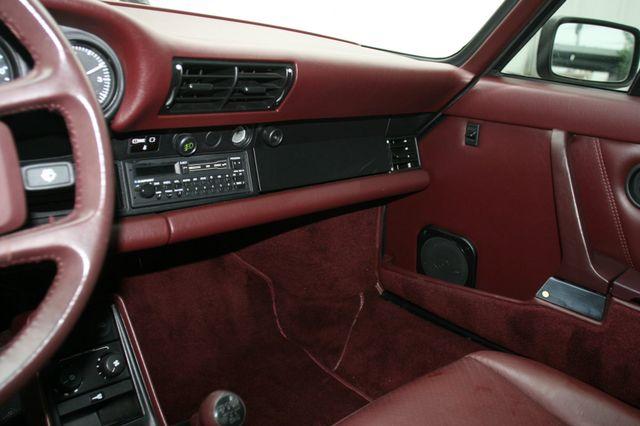 1987 Porsche 911 Carrera Very Rare Wide Body Houston, Texas 18