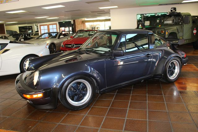 1987 Porsche 911 Carrera Targa Wide Body Turbo Look M491 San Diego, California 1