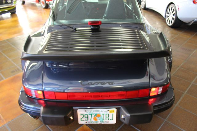 1987 Porsche 911 Carrera Targa Wide Body Turbo Look M491 San Diego, California 16