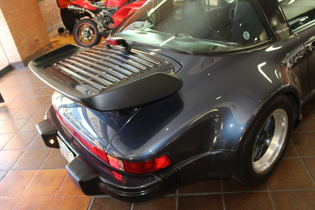 1987 Porsche 911 Carrera Targa Wide Body Turbo Look M491 San Diego, California 17