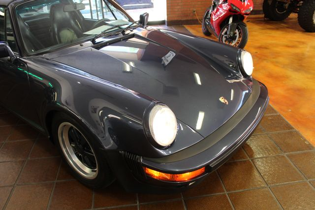 1987 Porsche 911 Carrera Targa Wide Body Turbo Look M491 San Diego, California 23