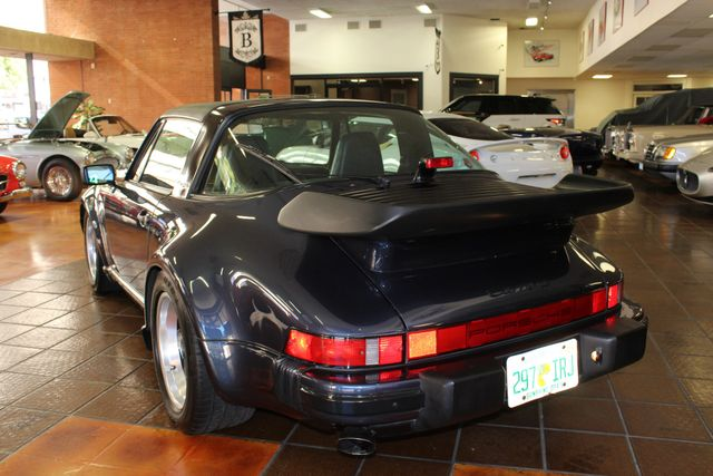 1987 Porsche 911 Carrera Targa Wide Body Turbo Look M491 San Diego, California 3