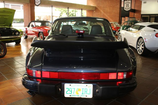 1987 Porsche 911 Carrera Targa Wide Body Turbo Look M491 San Diego, California 4