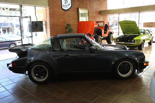 1987 Porsche 911 Carrera Targa Wide Body Turbo Look M491 San Diego, California 6