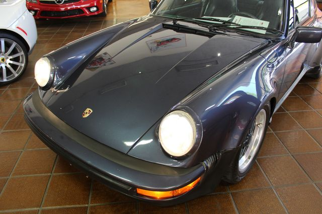 1987 Porsche 911 Carrera Targa Wide Body Turbo Look M491 San Diego, California 9
