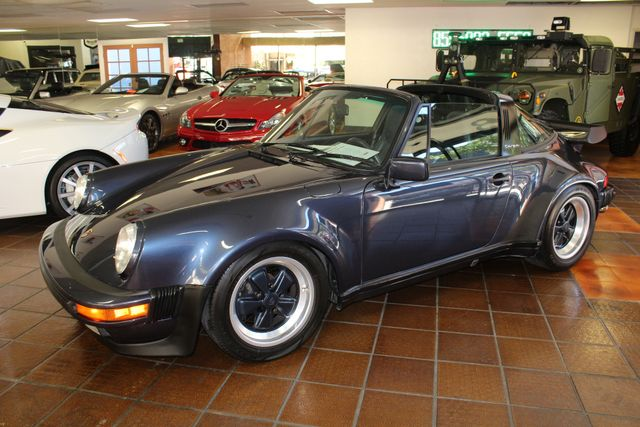 1987 Porsche 911 Carrera Targa Wide Body Turbo Look M491 San Diego, California 35