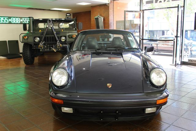 1987 Porsche 911 Carrera Targa Wide Body Turbo Look M491 San Diego, California 57