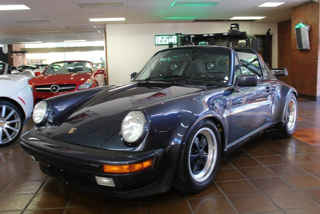 1987 Porsche 911 Carrera Targa Wide Body Turbo Look M491 San Diego, California 59