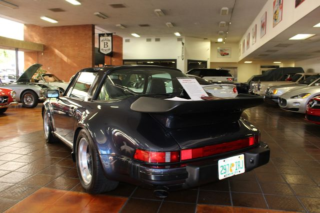 1987 Porsche 911 Carrera Targa Wide Body Turbo Look M491 San Diego, California 61