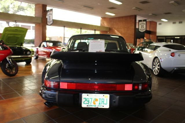 1987 Porsche 911 Carrera Targa Wide Body Turbo Look M491 San Diego, California 62