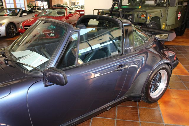 1987 Porsche 911 Carrera Targa Wide Body Turbo Look M491 San Diego, California 36