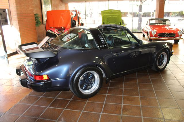 1987 Porsche 911 Carrera Targa Wide Body Turbo Look M491 San Diego, California 64