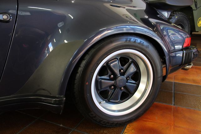 1987 Porsche 911 Carrera Targa Wide Body Turbo Look M491 San Diego, California 73