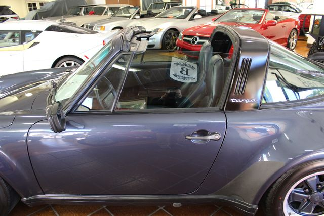 1987 Porsche 911 Carrera Targa Wide Body Turbo Look M491 San Diego, California 37