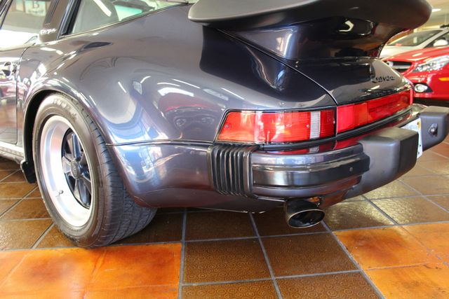 1987 Porsche 911 Carrera Targa Wide Body Turbo Look M491 San Diego, California 74