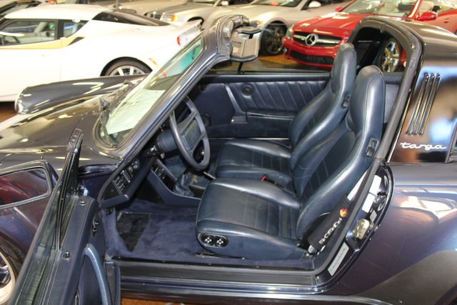 1987 Porsche 911 Carrera Targa Wide Body Turbo Look M491 San Diego, California 38