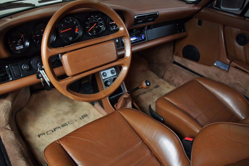 1987 Porsche 911 Carrera in Carrollton, TX