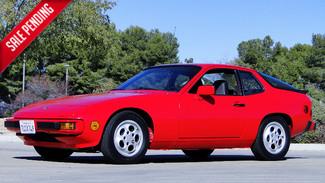 1987 Porsche 924S 5 speed 43,000orig mi. Sunroof coupe Phoenix, Arizona