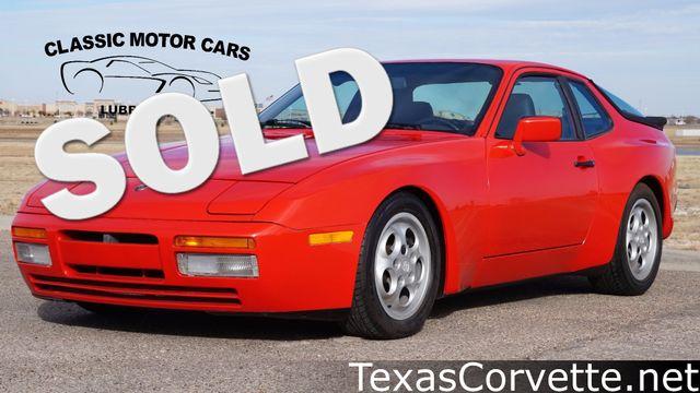 1987 Porsche 944 Turbo | Lubbock, Texas | Classic Motor Cars