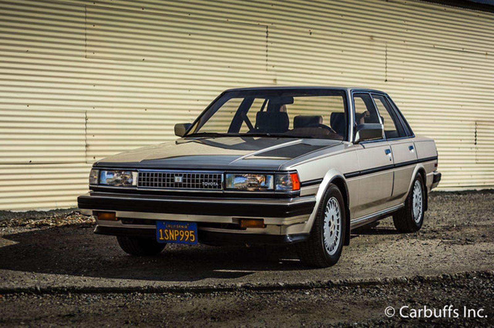 Toyota Of Concord >> 1987 Toyota Cressida Luxury | Concord, CA | Carbuffs | Concord CA 94520
