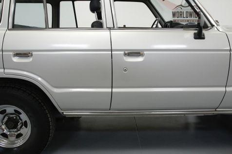 1987 Toyota LAND CRUISER FJ60. CA TRUCK SINCE NEW. 5K MILES! AC!   Denver, CO   Worldwide Vintage Autos in Denver, CO