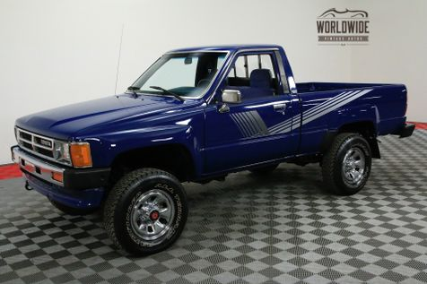 1987 Toyota PICKUP ALL ORIGINAL COLLECTOR GRADE 4x4. AC!!!  | Denver, CO | Worldwide Vintage Autos in Denver, CO