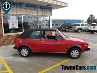 1987 Volkswagen CABRIOLET    Medina, OH   Towne Auto Sales in Ohio OH