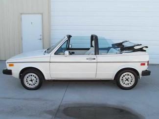 1987 Volkswagon Cabriolet -Utah Showroom Newberg, Oregon