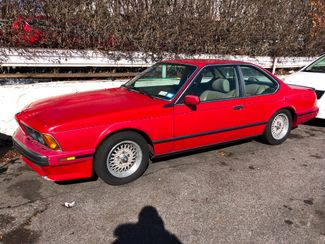1988 BMW 6 Series 635CSi New Rochelle, New York