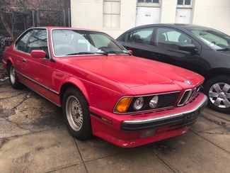 1988 BMW 6 Series 635CSi New Rochelle, New York 2