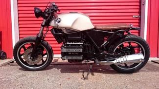 1988 BMW K75 BRATSTYLE CUSTOM MOTORCYCLE Cocoa, Florida 1