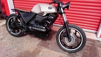 1988 BMW K75 BRATSTYLE CUSTOM MOTORCYCLE Cocoa, Florida 3
