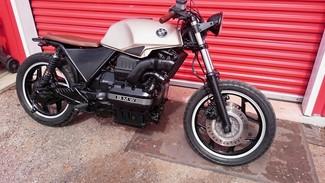 1988 BMW K75 BRATSTYLE CUSTOM MOTORCYCLE Cocoa, Florida 14