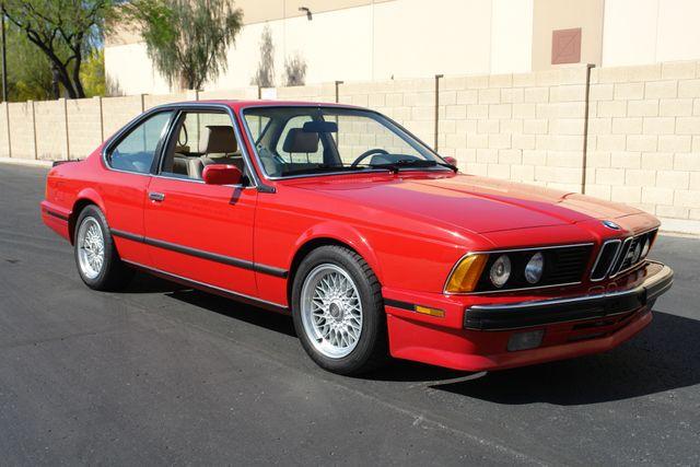 1988 BMW M6 Phoenix, AZ 0