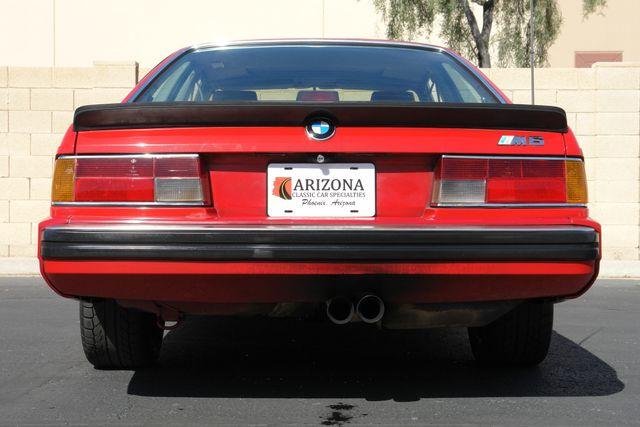 1988 BMW M6 Phoenix, AZ 15