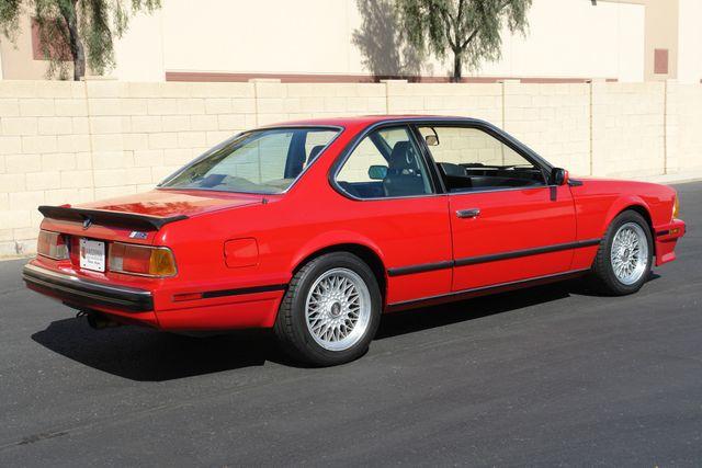 1988 BMW M6 Phoenix, AZ 2