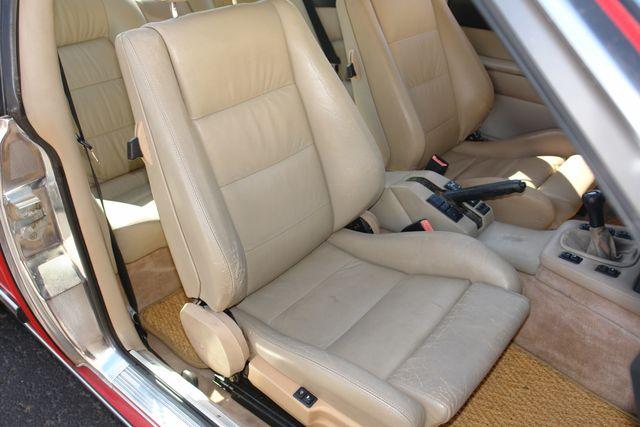 1988 BMW M6 Phoenix, AZ 30