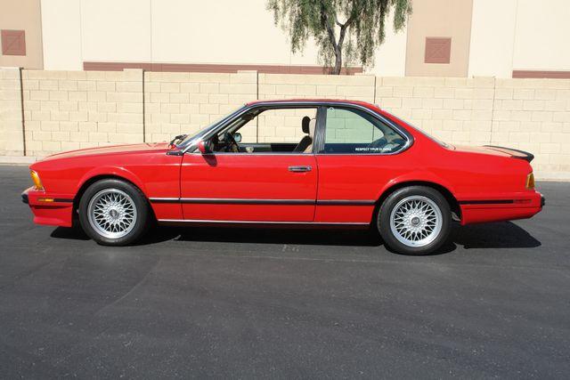 1988 BMW M6 Phoenix, AZ 5