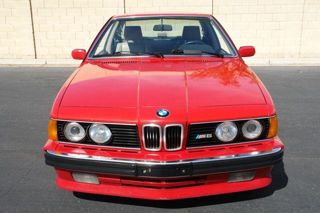 1988 BMW M6 Phoenix, AZ 8