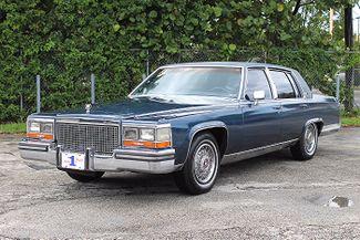 1988 Cadillac Brougham Hollywood, Florida 10