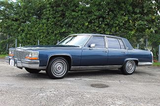 1988 Cadillac Brougham Hollywood, Florida 9