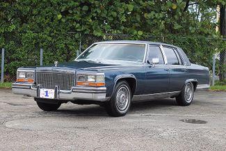 1988 Cadillac Brougham Hollywood, Florida 19
