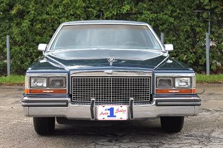 1988 Cadillac Brougham Hollywood, Florida 12
