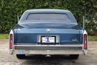 1988 Cadillac Brougham Hollywood, Florida 6